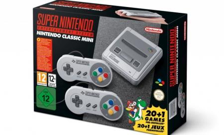 Allgemein - Nintendo kündigt SNES Classic Mini für September an