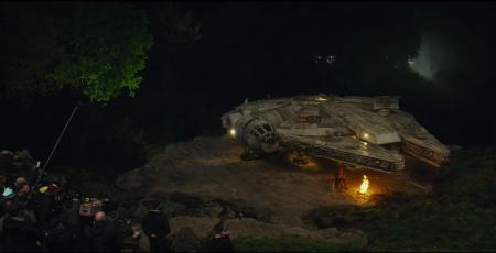 Allgemein - Star Wars Episode 8: Die letzten Jedi - Behind the Scenes-Material online