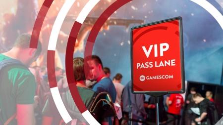 Allgemein - Electronic Arts verlosen VIP Pässe für ihren Entertainment Bereich - GC2017