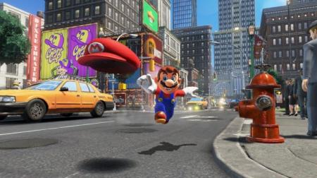 Allgemein - Großer Erfolg für den Nintendo Titel Super Mario Odyssey