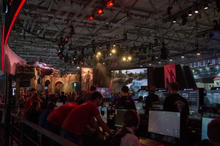 Allgemein - Unser Gamescom 2017 Report nun online!