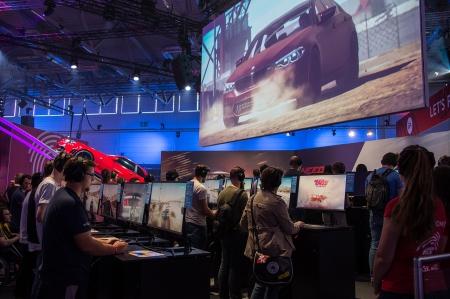 Allgemein - Unsere Gamescom Impressionen in drei VR-Videos