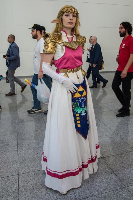 Allgemein: Gamescom 2017 - Cosplay und kostümierte Mitarbeiter