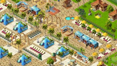 Allgemein - Free-to-Play Titel -Aloha Paradise Hotel- seit kurzem bei Steam online