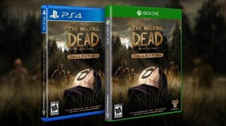 Allgemein - The Walking Dead: The Telltale Series Collection angekündigt