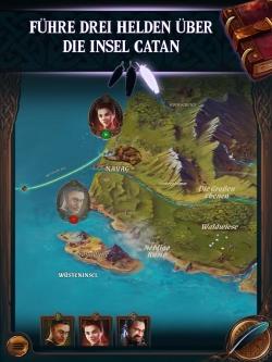 Allgemein - Catan Stories - Die Legende der Seeräuber ab sofort für iOS und Android erhältlich