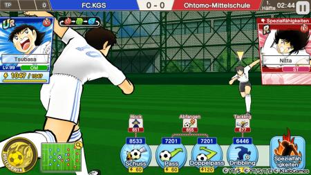 Allgemein - Captain Tsubasa: Dream Team weltweit für iOS und Android erschienen