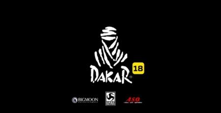 Allgemein - Deep Silver kündigen Rallye-Rennspiel Dakar 18 an