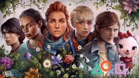 Allgemein - Gratis-Theme von Sony zum Weltfrauentag