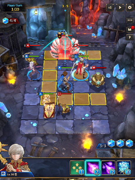 Allgemein - Chain Strike - Android-Launch des Com2uS Mobile RPGs