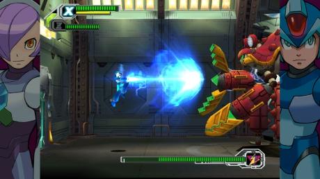 Allgemein - Mega Man X Legacy Collections 1 und 2 erscheinen im Juli 2018