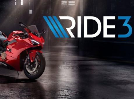 Allgemein - RIDE 3 für November angekündigt