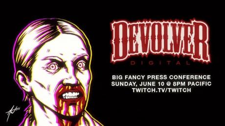 Allgemein - Devolver Digital gibt Zeiten und Livestream für E3 Pressekonferenz bekannt