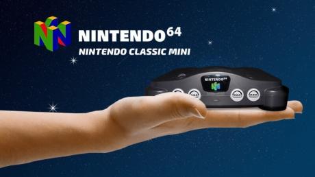 Allgemein - Nintendo meldet Patent für N64 Mini an