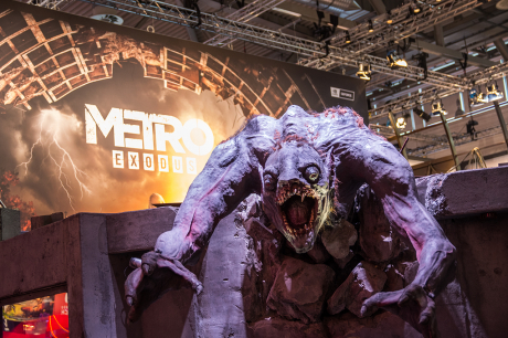 Allgemein: Gamescom 2018 - Entertainment Area