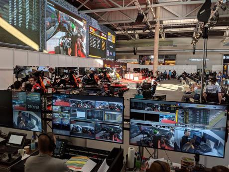 Allgemein - Das Präsidium des Deutschen Motor Sport Bundes erkennt SimRacing als Motorsport-Disziplin an