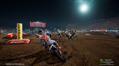 Allgemein - Milestone und Feld Entertainment kündigen Monster Energy Supercross - The Official Videogame 2 an