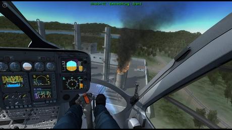 Allgemein - Der Polizeihubschrauber Simulator ist ab sofort erhältlich