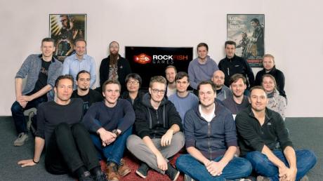 Allgemein - ROCKFISH Games baut Team in Hamburg deutlich aus
