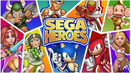 Allgemein - Duelle mit Sonic, Shinobi, Streets of Rage und vielen mehr - SEGA Heroes ist ab sofort erhältlich!