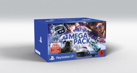Allgemein - Sony veröffentlicht PlayStation VR Mega Pack