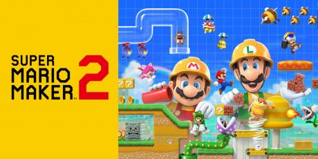 Allgemein - Am Donnerstag wird eine neue Super Mario Maker 2  Direct-Präsentation ausgestrahlt