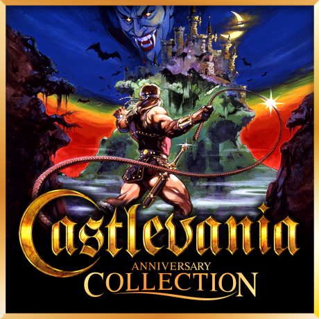Allgemein - Castlevania Anniversary Collection seit kurzem verfügbar