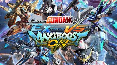 Allgemein - Mobile Suit Gundam Extreme VS. Maxiboost On erscheint für PLAYSTATION 4