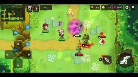 Allgemein - Mobile-Action-Adventure Guardian Tales erscheint heute weltweit für iOS und Android