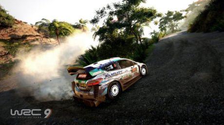 Allgemein - WRC 9 – Gameplay-Trailer zur Rallye Japan veröffentlicht