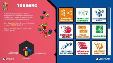 Allgemein - Professor Rubik's Gehirntrainer ab sofort für Konsolen erhältlich