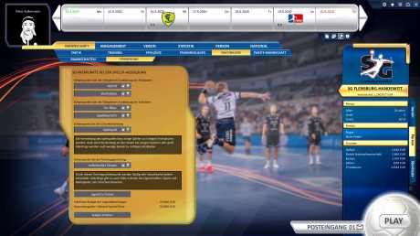 Allgemein - Neue Ligen für den Handball Manager 2021 angekündigt