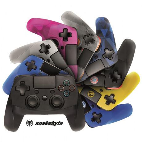 Allgemein - Farbenfrohes Gaming von snakebyte für treue PlayStation 4-Fans