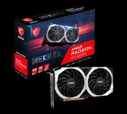 Allgemein - MSI stellt die Radeon RX 6600 MECH 2X vor