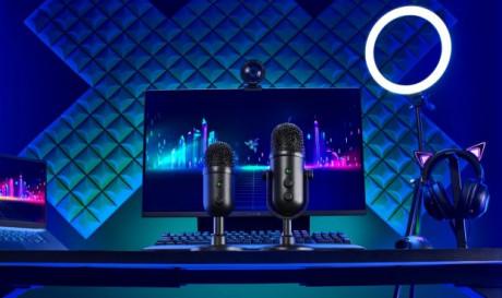 Allgemein - Razer veröffentlicht neue Mikrofone für professionelle Streamer und Einsteiger