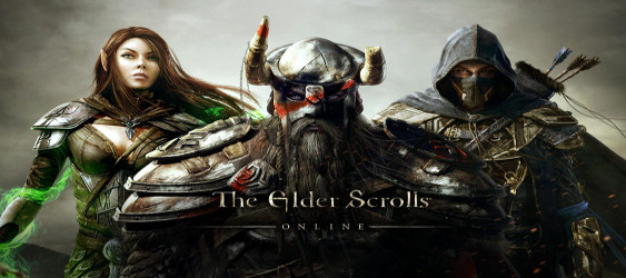Interessiert euch das kommende MMO The Elder Scrolls Online?
