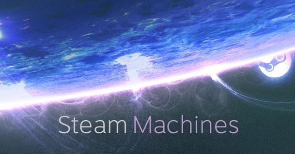 Valve Steam Machine Logo