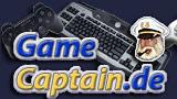 Magazine Gamecaptain Logo