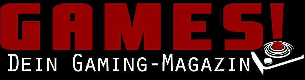 Magazine Games Magazin Logo