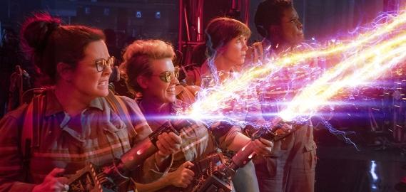 Kolumne - Ghostbusters Spezial Wir zeigen dir hier mal keinen Test, sondern wissenswertes und kaufbares zum den alten und neuen Ghostbusters Film(en)!