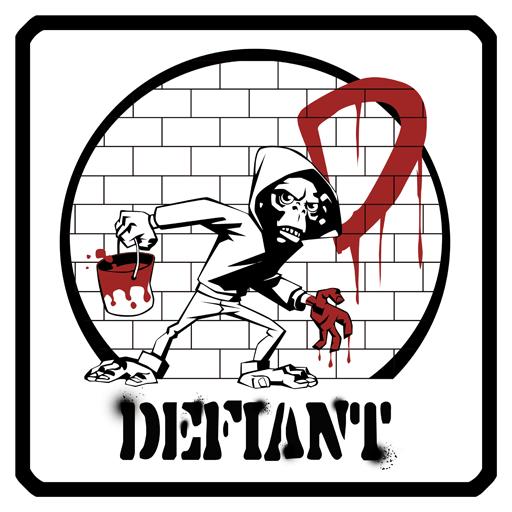 Defiant Development Logo