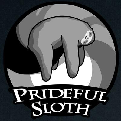 Prideful Sloth Logo