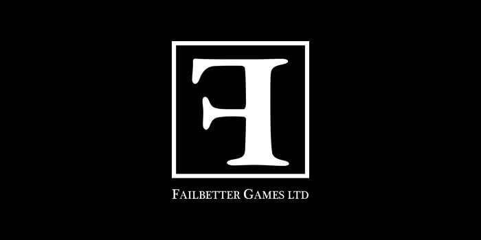 Entwickler Failbetter Games Logo