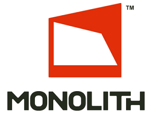 Entwickler Monolith Productions Logo