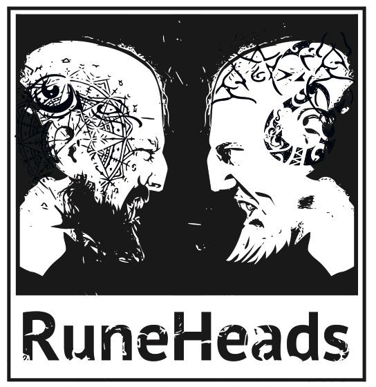 Entwickler RuneHeads Logo