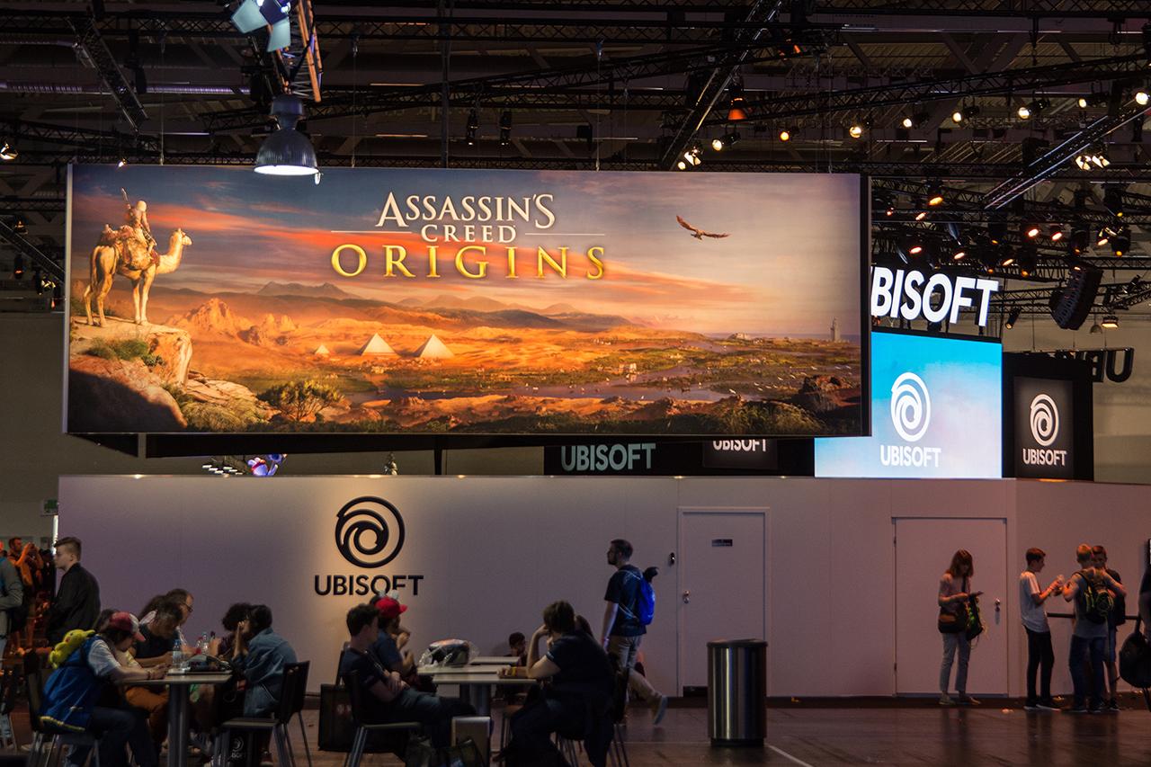 Allgemein: Gamescom 2017 Fotos