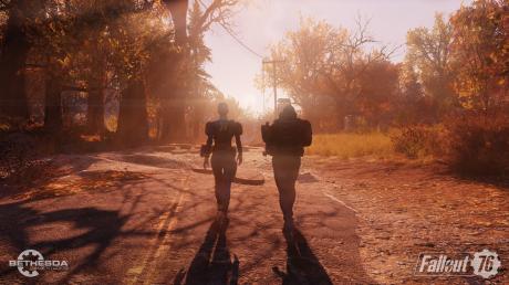 Fallout 76: B.E.T.A. - Ende Oktober Screens