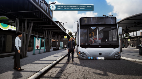Bus Simulator 18 - Freie Fahrt - kostenloses Update bringt zwei neue Modi ins Spiel!