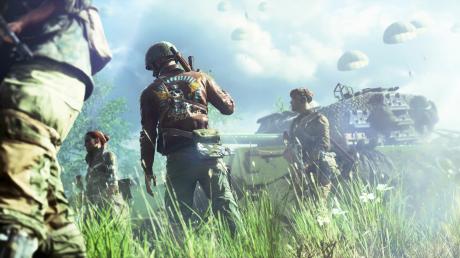 Battlefield 5 - Erster offizieller Einzelspieler Trailer veröffentlicht