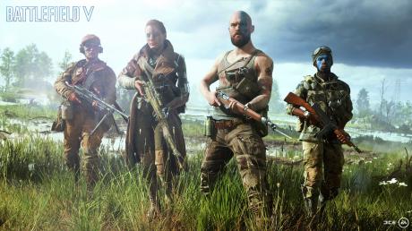 Battlefield 5 - Launch Trailer online - Origin Access Spieler dürfen nun loslegen